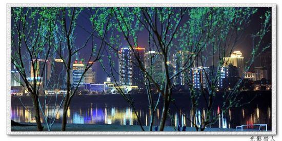 美丽株洲夜景12